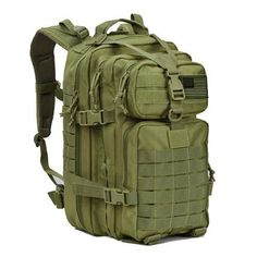 Lovely Large Capacity Molle Military Backpack Army Field Survival Camo Travel Bag Multifunction Double-shoulder Acu Backpack 55l Sports & Entertainment