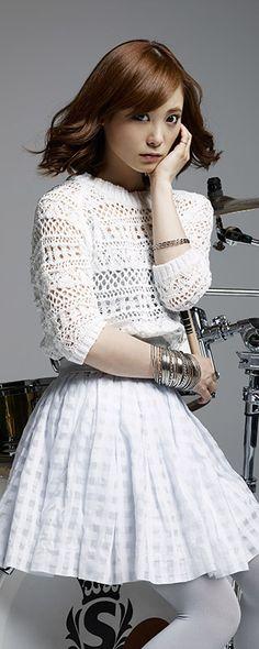 SCANDAL 鈴木理菜(Rina Suzuki)