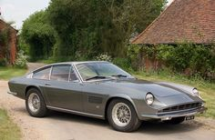 1970 Monteverdi High Speed 375 S Coupé Series II