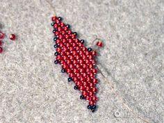 Hojas rojas 14