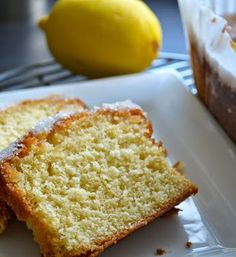 Mary Berry's Lemon Drizzle Cake Recipe - easy and delicious Lemon Recipes, Sweet Recipes, Baking Recipes, Cake Recipes, Dessert Recipes, Pasta Recipes, Breakfast Recipes, Dinner Recipes, Healthy Recipes
