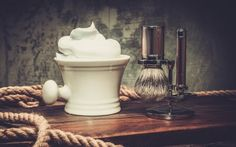 Among+the+best+shaving+soaps+criteria+is+the+cushioning+of+the+lather+and+how+it+protects+the+skin+from+the+razor