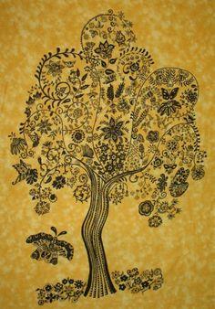 Paisley tree