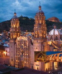 Patrimonio Mundial |1993 - Centro Histórico de Zacatecas - Bien Cultural