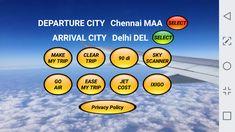 Buy Flight Tickets, Jet Air, Find Cheap Flights, Clear Sky, Travel Info, App, City, Apps, Cities