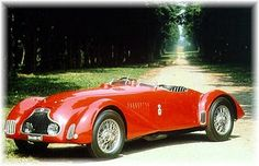 1938 Lancia Astura Mille Miglia