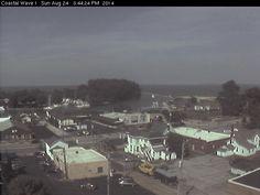 ErieCam: Lake Erie Webcam in Port Clinton Ohio