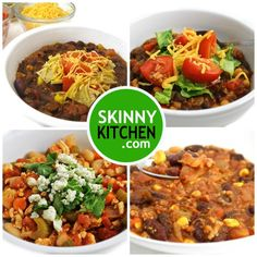 Here are 4 hearty, fabulous chili recipes. All easy to make and all freeze great. Happily if you follow the new Weight Watchers Freestyle program, all have 0 points! This weekend is the perfect tim…