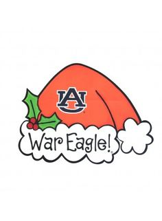 Auburn Art has all the Auburn merchandise you need for your home! From Auburn pottery and mason jar candles to Southern platters and Auburn ornaments, we've got everything a Tiger fan could want! Auburn Football, Auburn Tigers, College Football, Auburn University, Mason Jar Candles, Deck The Halls, Christmas Tree Toppers, Cricut Design, Clip Art