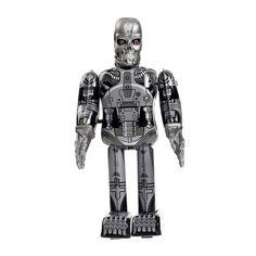 Chucklesnort: Robot Terminator