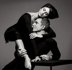 Daniel Day Lewis and Penelope Cruz