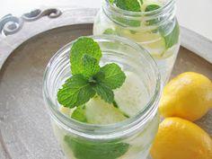 City Farmhouse: Cucumber-Ginger-Lemon-Mint Water