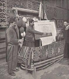 1893 - Chicago Dünya Fuarı'nda Osmanlı Galerisi.