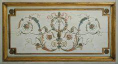 76 Louis XVI period dado panel or overdoor