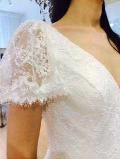 Viola Sis Idman #weddingdress collection 2015