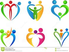 Illustration about A vector drawing represents family love logo design. Illustration of children, friendship, group - 40053622 Logo Familia, Vector Amor, Certificate Background, Family Logo, Dental Logo, Love Logo, Carving Designs, Photography Logos, Business Logo