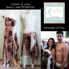 PRIMITIVE Style & Handmade by ArtEcò Creazioni di Annalisa Benedetti #artecocreazioni #annalisabenedetti #primitive #theatercostume #costume