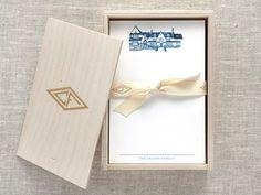 charles fradin custom notepads