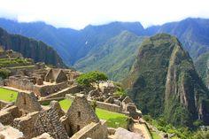 Site of Machu-pichou