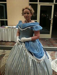 Dramatic Threads: Historical Cinderella