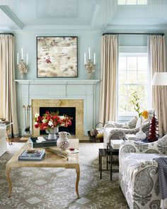 "House Beautiful on Instagram: ""Mint lacquered walls? Don't mind if we do! (: @francescolagnese | Design: @elizabethbauerdesign) #HBcolor #homesweethome"""