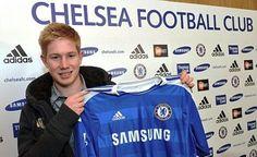 Kevin de Bruyne + Chelsea.