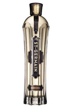 St Germain - Prettiest Drinks Bottles - Cocktails To Make (houseandgarden.co.uk)