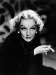 Photo Movie Marlene Dietrich  - The Devil Is a Woman Marlene Dietrich 1935