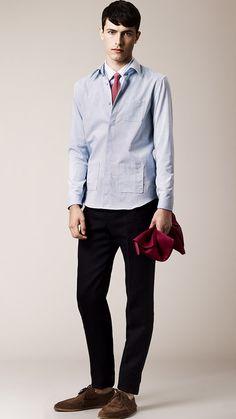 Burberry Prorsum Menswear Spring/Summer 2014