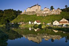 Český Šternberk Castle, one of the best preserved Gothic Bohemian Castles | HOME SWEET WORLD