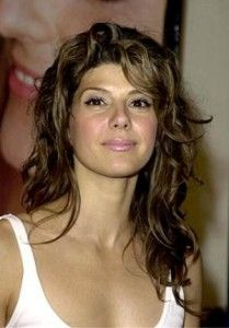 """marisa tomei.  So underrated as an actress, I think.  I remember when I first saw her on """"As the World Turns"""" and she had a romance with Christian LeBlanc of The young and restless. He played Kirk on ATWT.  They did a dance to Michael Jackson's song, Billie Jean, I think.  I knew then that those two would go very far in their acting careers, as they did on Stage and Screen, both."""