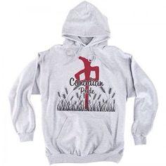 rds grey hoodie