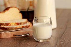 bicchiere di latte, milk