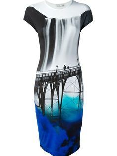 MARY KATRANTZOU 'San Fran' Jersey Dress