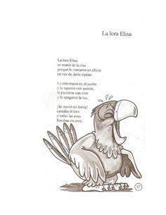 Poemas Infantiles Cortos Education, Google, Bored Kids, Funny Poems, Children Poems, Short Poems, Reading, Pictures, Computer File