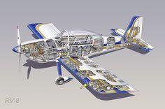 Van's Aircraft RV-8