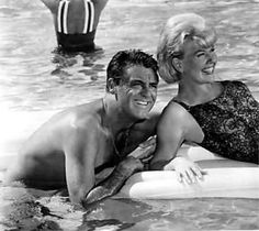 Cary Grant and Doris Day make me smile.