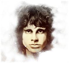 El fantasma de Jim #Morrison. The #Doors