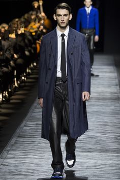 See the Dior Homme autumn/winter 2015 menswear collection