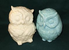 Hootie Owl Salt and Pepper Shakers $19.95