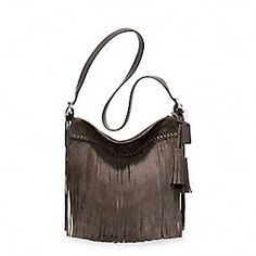 LEGACY FRINGE DUFFLE - Can someone please buy this for me? I love..