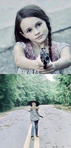 Walking Dead Season 9, Walking Dead Tv Show, Walking Dead Zombies, Fear The Walking Dead, The Walkind Dead, Walking Dead Pictures, Judith Grimes, Amc Shows, Dead Inside