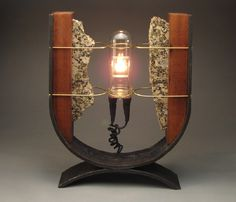 Unique, Handcrafted, Whimiscal, Fanciful Lamps For Sale Led Pendant Lights, Pendant Lighting, I Like Lamp, Lamps For Sale, Steampunk Lamp, Lamp Design, Candle Sconces, Lamp Light, Light Fixtures