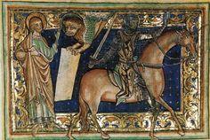 horseman of the apocalypse 13th century