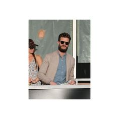 JAMIE DORNAN ONLINE   Gallery ❤ liked on Polyvore featuring accessories, eyewear and sunglasses