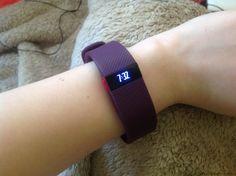 Fitbit Charge HR Aktivitätstracker