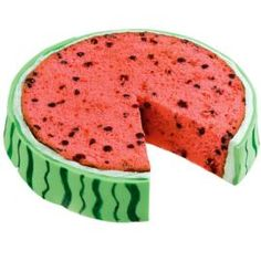 watermelon cake...oh mother in law....