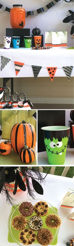 5 Simple Ways to Decorate for your Halloween Party from MichaelsMakers  Love The Day