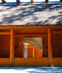 内宮 in Japan Ise Shima