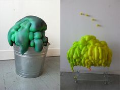 spray foam sculpture - Google Search